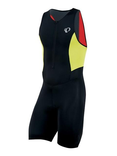 Pearl Izumi M's Select Tri Suit Black/Sulphur Springs